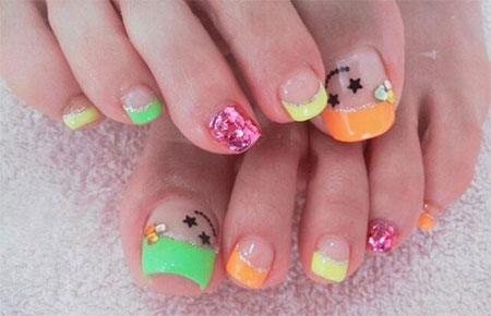 Cute-Toe-Nail-Art-Designs-Ideas-For-Toes-2013-2014-4