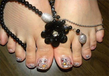 Cute-Toe-Nail-Art-Designs-Ideas-For-Toes-2013-2014-6