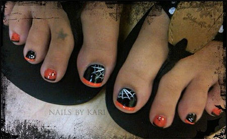Cute-Toe-Nail-Art-Designs-Ideas-For-Toes- - Cute Toe Nail Art Designs & Ideas For Toes 2013/ 2014 Fabulous