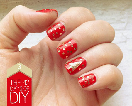 Easy-Christmas-Nail-Art-Designs-Ideas-2013-2014-X-mas-Nails-8