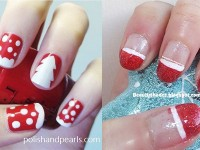 Easy-Christmas-Nail-Art-Designs-Ideas-2013-2014-X-mas-Nails