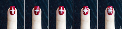 Easy-Christmas-Nail-Art-Tutorials-2013-2014-X-mas-Nails-12