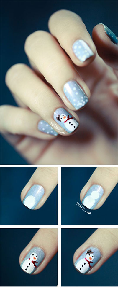 Easy-Christmas-Nail-Art-Tutorials-2013-2014-X-mas-Nails-5