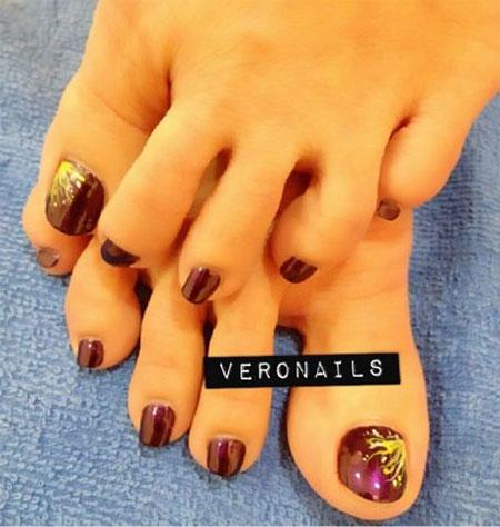 Easy-Cute-Toe-Nail-Art-Designs-Ideas-2013-2014-For-Beginners-15