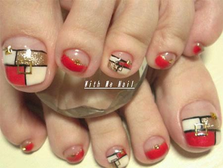 Easy-Cute-Toe-Nail-Art-Designs-Ideas-2013-2014-For-Beginners-2