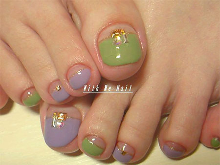 Easy cute toe nail art designs ideas 2013 2014 for beginners easy cute toe nail art designs ideas 2013 prinsesfo Images