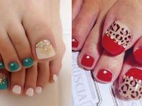 Easy-Cute-Toe-Nail-Art-Designs-Ideas-2013-2014-For-Beginners