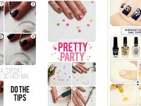 Easy-Simple-New-Year-Nail-Art-Tutorials-2013 -2014-For-Beginners-Learners