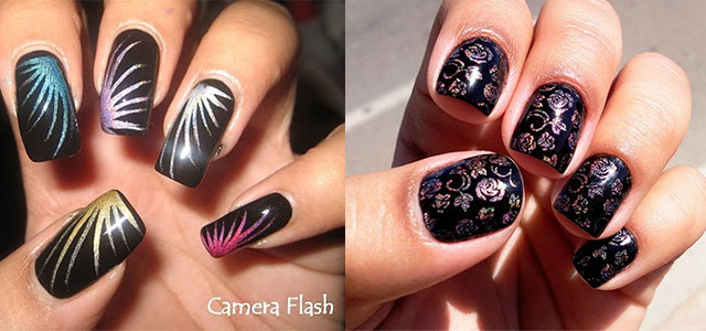 High Quality Happy New Year Nail Art Designs Ideas 20142015