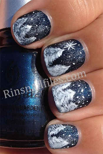 Winter Nail Art Designs & Ideas For Girls 2013/ 2014 | Fabulous Nail