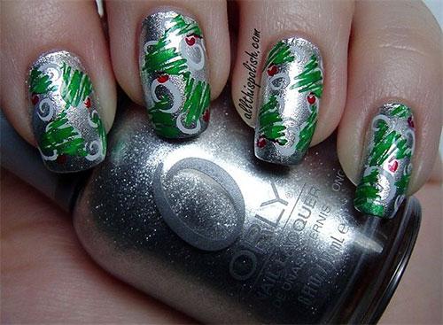 Simple-Easy-Christmas-Nail-Art-Designs-Ideas-2013-2014-1