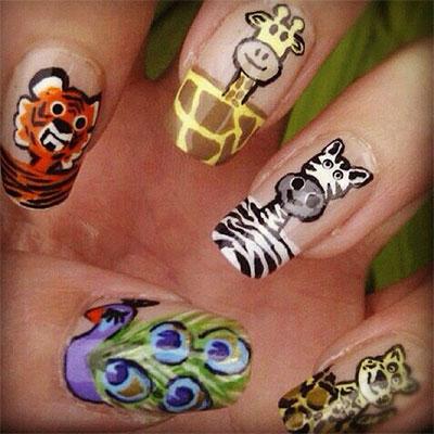 ... Nail Art Designs & Ideas 2013/ 2014 | Fabulous Nail Art Designs
