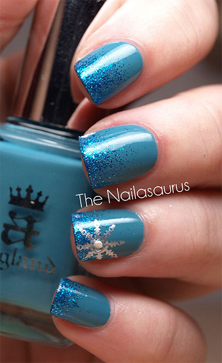 Easy-Simple-Winter-Nail-Art-2013-2014-For-Beginners-Learners-8