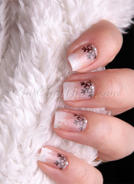 Easy-Simple-Winter-Nail-Art-2013-2014-For-Beginners-Learners-9