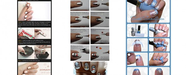Easy-Winter-Nail-Art-Tutorials-2013-2014-For-Beginners-Learners