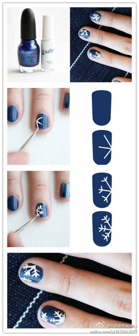 Step-By-Step-Winter-Nail-Art-Tutorials-2013-2014-For-Beginners-Learners-2
