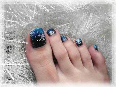 Winter-Toe-Nail-Art-Designs-Ideas-For-Girls-2013-2014-4