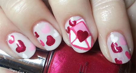 Amazing-Love-Letter-Nail-Art-Designs-Ideas-2014-12