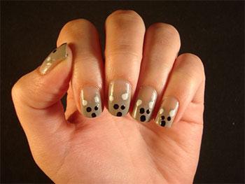 Cute-Koala-Nail-Art-Designs-Ideas-2013-2014-8