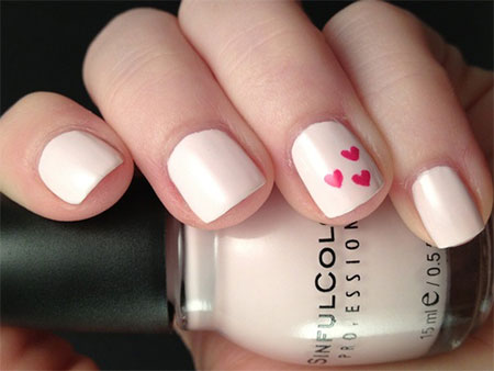 Cute-Little-Heart-Nail-Art-Designs-Ideas-2014-For-Valentines-Day-14