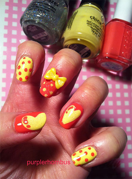 Elegant-Heart-Nail-Art-Designs-Ideas-For-Valentines-Day-2014-11