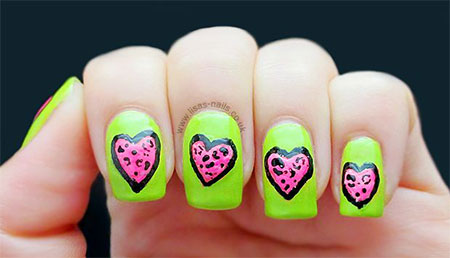 Elegant-Heart-Nail-Art-Designs-Ideas-For-Valentines-Day-2014-13