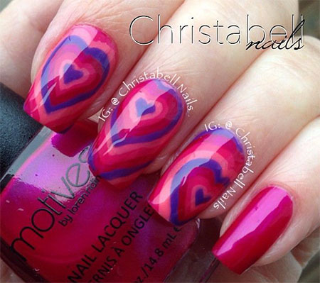 Elegant-Heart-Nail-Art-Designs-Ideas-For-Valentines-Day-2014-2