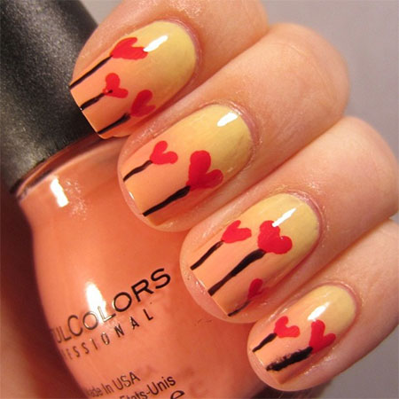 Elegant-Heart-Nail-Art-Designs-Ideas-For-Valentines-Day-2014-3