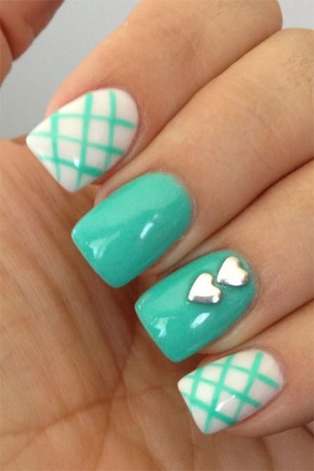 Elegant-Heart-Nail-Art-Designs-Ideas-For-Valentines-Day-2014-6