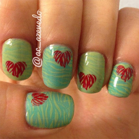 Heart-Nail-Designs-Ideas-For-Valentines-Day-2014-9