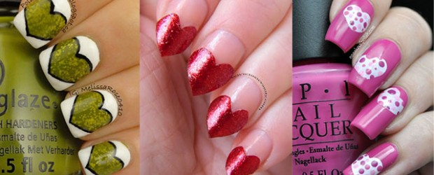 Heart nail designs fabulous nail art designs heart nail designs ideas for valentines day 2014 prinsesfo Choice Image