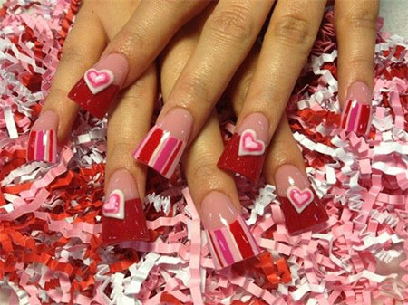 Inspiring-Nail-Art-Designs-Ideas-For-Valentines-Day-2014-Heart-Nails-1