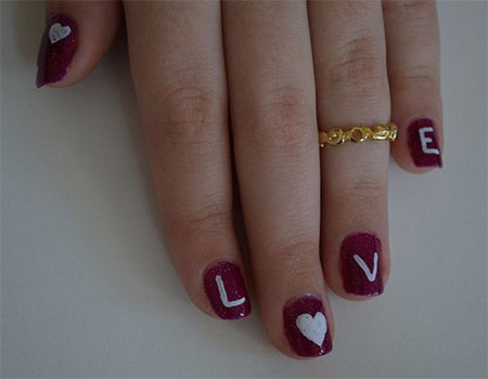 Love-Nail-Art-Designs-Ideas-2014-Valentines-Nails-15