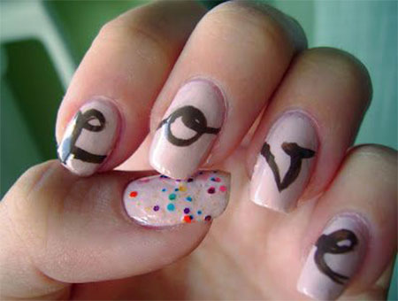 Love-Nail-Art-Designs-Ideas-2014-Valentines-Nails-2