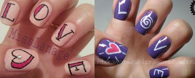 Love-Nail-Art-Designs-Ideas-2014-Valentines-Nails