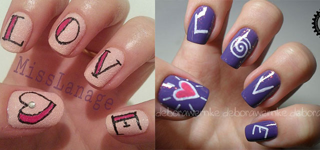 Love-Nail-Art-Designs-Ideas-2014-Valentines-Nails