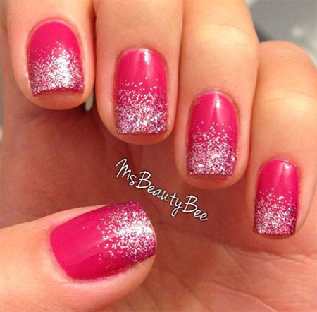 Love nail art designs ideas for valentines day 2014 heart love nail art designs ideas for valentines day prinsesfo Choice Image