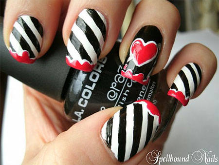 Love-Nail-Art-Designs-Ideas-For-Valentines-Day-2014-Heart-Nails-5
