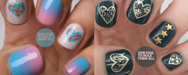 Simple-Nail-Art-Designs-Ideas-For-Valentines-Day-2014-Heart-Nails