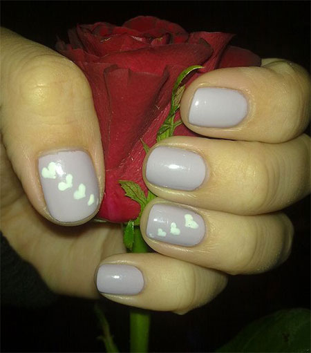 Simple-Valentines-Day-Nail-Art-Designs-Ideas-For-Beginners-2014-Heart-Nails-8