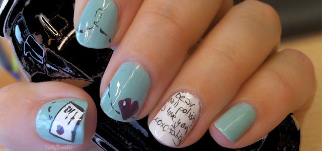 Simple-Valentines-Day-Nail-Art-Designs-Ideas-For-Beginners-2014-Heart-Nails