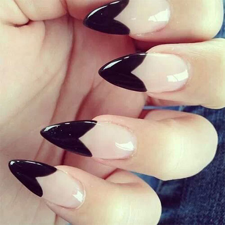 Stunning-Pointy-Heart-Nail-Art-Designs-Ideas-For-Valentines-Day-2014-4