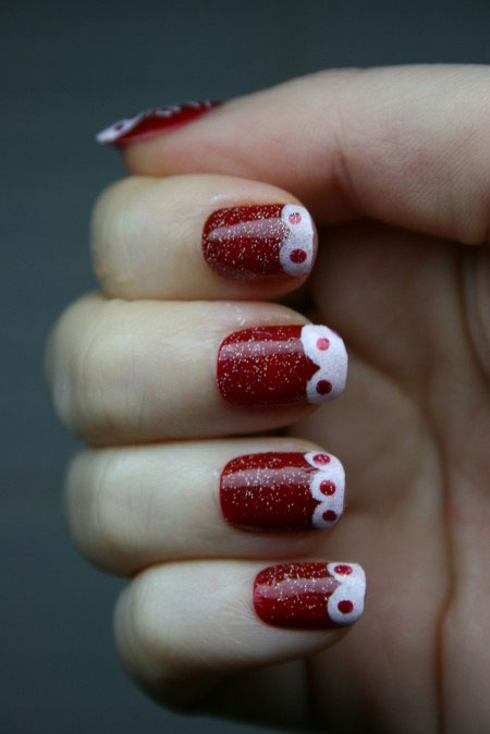 Very-Simple-Easy-Valentines-Day-Nail-Art-Designs-Ideas-For-Learners-2014-10