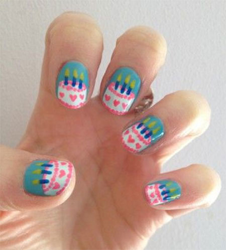 10-Awesome-Happy-B-Day-Cake-Nail-Art-Designs-Ideas-2014-For-Girls-6