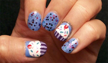 10-Awesome-Happy-B-Day-Cake-Nail-Art-Designs-Ideas-2014-For-Girls-8