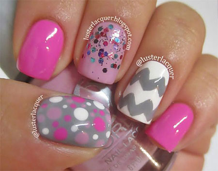 50-Best-Nail-Art-Designs-Ideas-For-Learners-2014-14