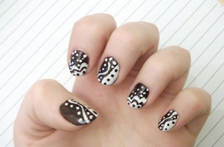 50-Best-Nail-Art-Designs-Ideas-For-Learners-2014-15