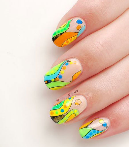 50-Best-Nail-Art-Designs-Ideas-For-Learners-2014-20