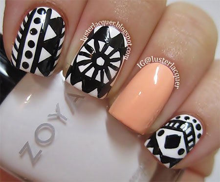 50-Best-Nail-Art-Designs-Ideas-For-Learners-2014-29
