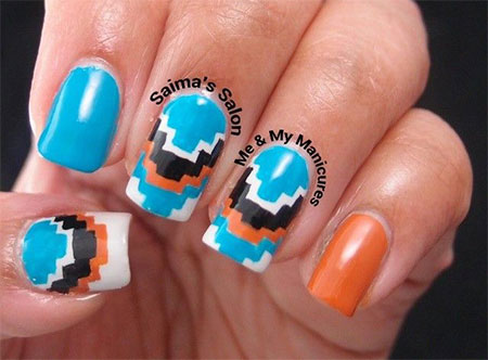 50-Best-Nail-Art-Designs-Ideas-For-Learners-2014-39